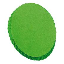 Papier vert à hamburger