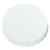 papier pergamentine blanc hamburger