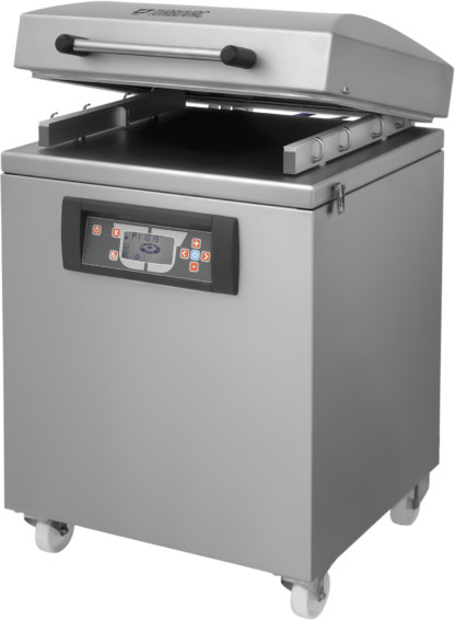 Machine sous-vide Turbovac M40 couvercle inox