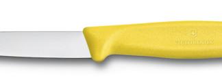 Victorinox petit couteau de cuisine 8cm jaune
