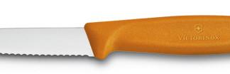 Victorinox keukenmes 8cm, met tandjes